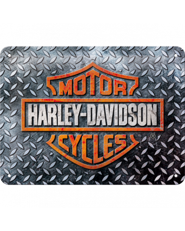 Harley Davidson Route 76 targhe 26250