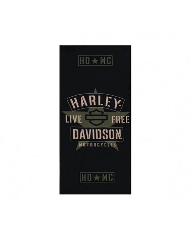 Harley Davidson Route 76 scaldacollo uomo MHW34394