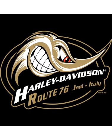 Harley Davidson Route 76 felpe uomo R002934