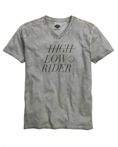 Harley Davidson Route 76 t-shirt uomo 96056-15VM