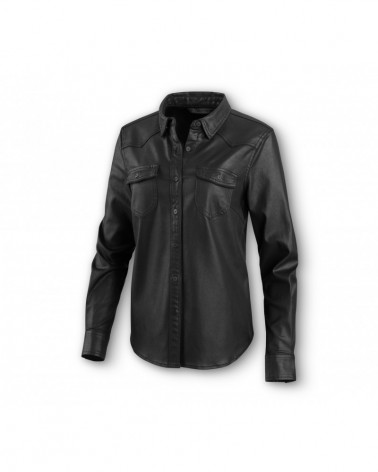 Harley Davidson Route 76 camicie donna 96066-20VW