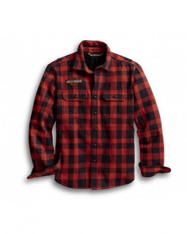 Harley Davidson Route 76 camicie uomo 96111-20VM
