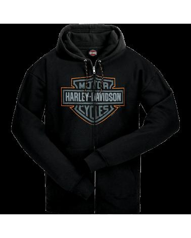 Harley Davidson Route 76 felpe uomo R003415