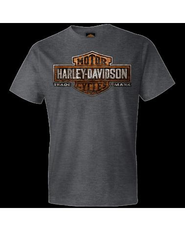 Harley Davidson Route 76 t-shirt uomo R003941