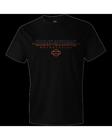 Harley Davidson Route 76 t-shirt uomo R003962