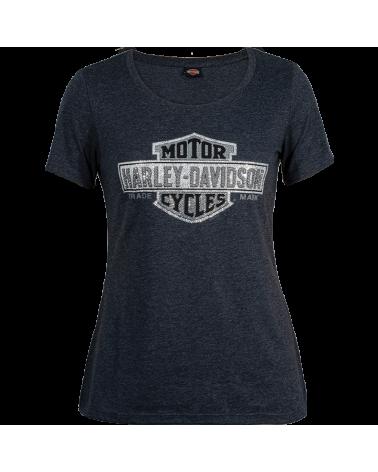 Harley Davidson Route 76 t-shirt donna R004214
