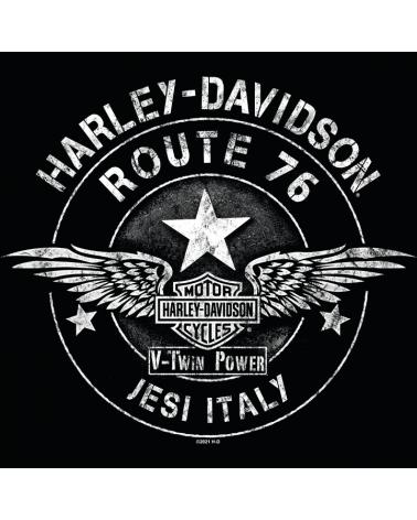 Harley Davidson Route 76 t-shirt uomo R302000030