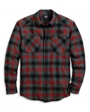 Harley Davidson Route 76 camicie uomo 96122-20VM