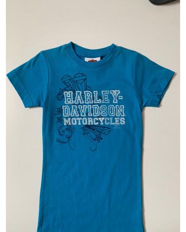 Harley Davidson Route 76 t-shirt bambini R863099511