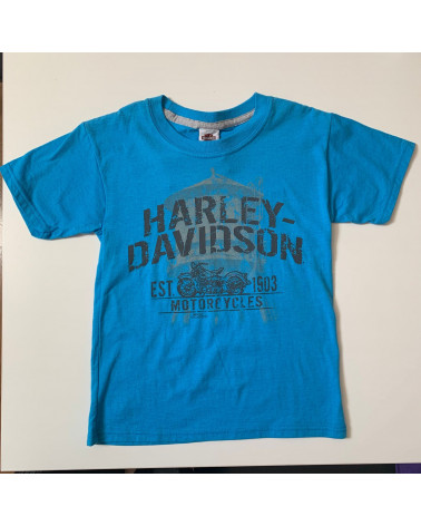 Harley Davidson Route 76 t-shirt bambini R001900