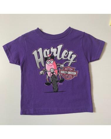 Harley Davidson Route 76 t-shirt bambini R002051