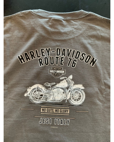 Harley Davidson Route 76 maglie uomo R003572