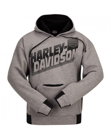 Harley Davidson Route 76 felpe uomo R002933