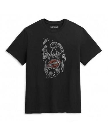 Harley Davidson Route 76 t-shirt uomo 96439-21VM