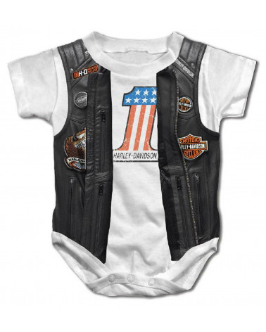 Harley Davidson Route 76 body bambini 3050155