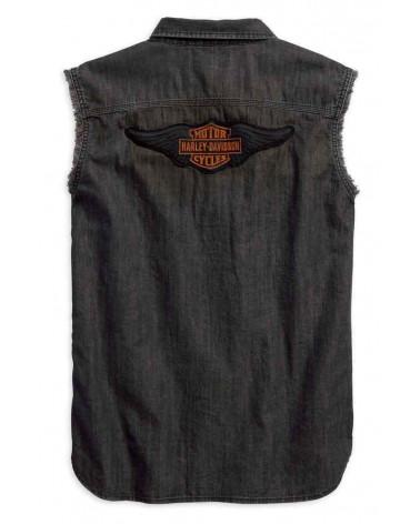 Harley Davidson Route 76 camicie uomo 96286-18VM