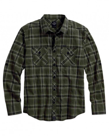 Harley Davidson Route 76 camicie uomo 96650-17VM