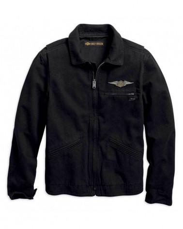 Harley Davidson Route 76 giacche casual uomo 96691-19VM