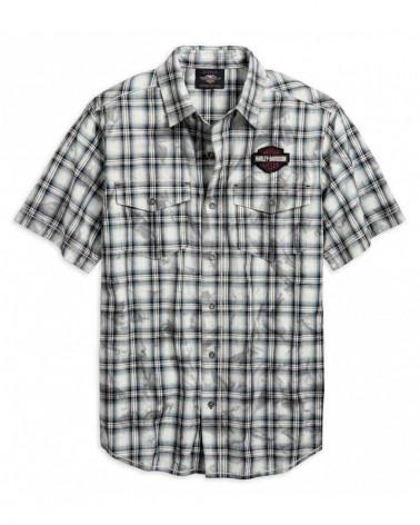 Harley Davidson Route 76 camicie uomo 96763-19VM