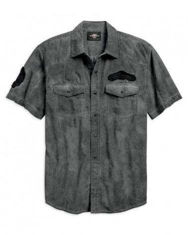 Harley Davidson Route 76 camicie uomo 96767-19VM