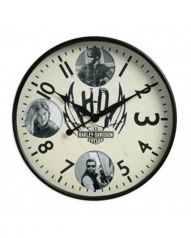 Harley Davidson Route 76 orologi da parete 96830-17V