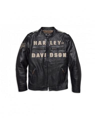 Harley Davidson Route 76 giacche casual uomo 97000-20VM