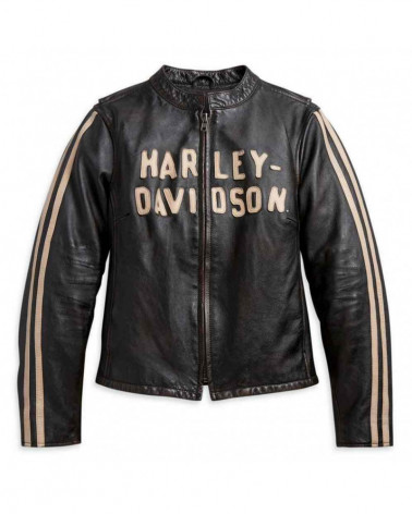 Harley Davidson Route 76 giacche casual donna 97000-21VW