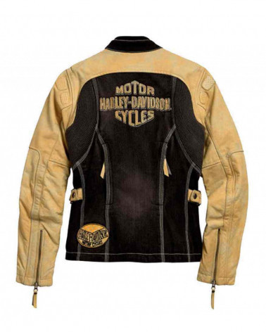 Harley Davidson Route 76 giacche casual donna 97074-15VW