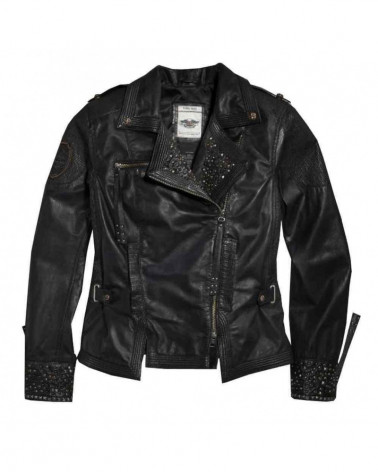 Harley Davidson Route 76 giacche casual donna 97101-16VW