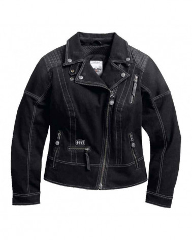 Harley Davidson Route 76 giacche casual donna 97160-17VW