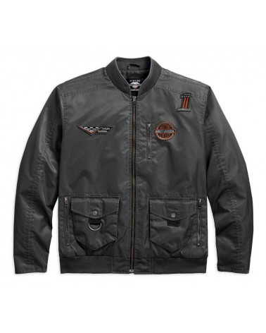 Harley Davidson Route 76 giacche casual uomo 97455-18VM