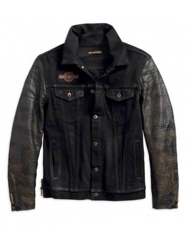 Harley Davidson Route 76 giacche casual uomo 97463-18VM