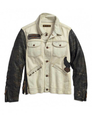 Harley Davidson Route 76 giacche casual donna 97464-18VW