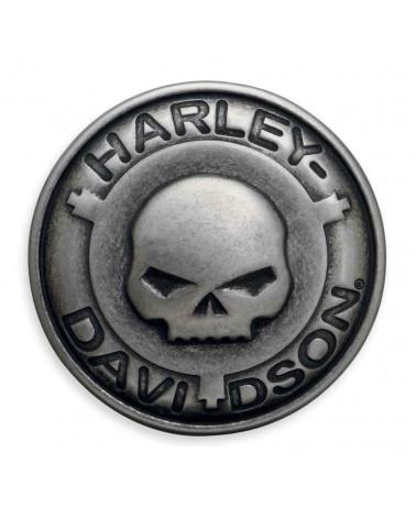 Harley Davidson Route 76 cinte e fibbie uomo 97787-18VM